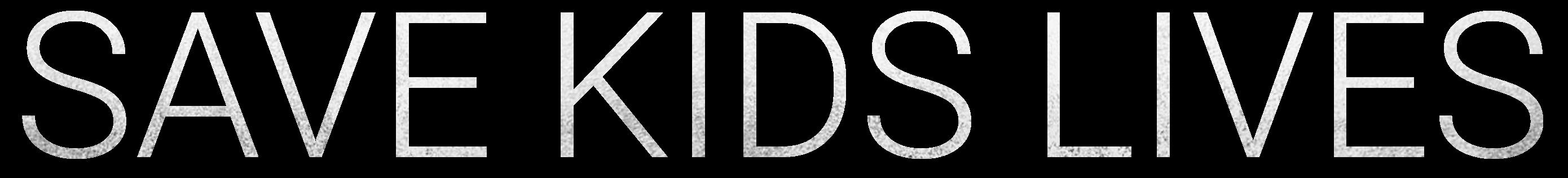 Save Kids Lives -  Un film réalisé par Luc Besson - #SAVEKIDSLIVES - prochainement